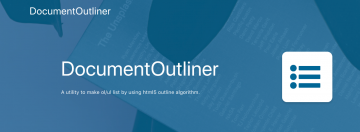 Document Outliner